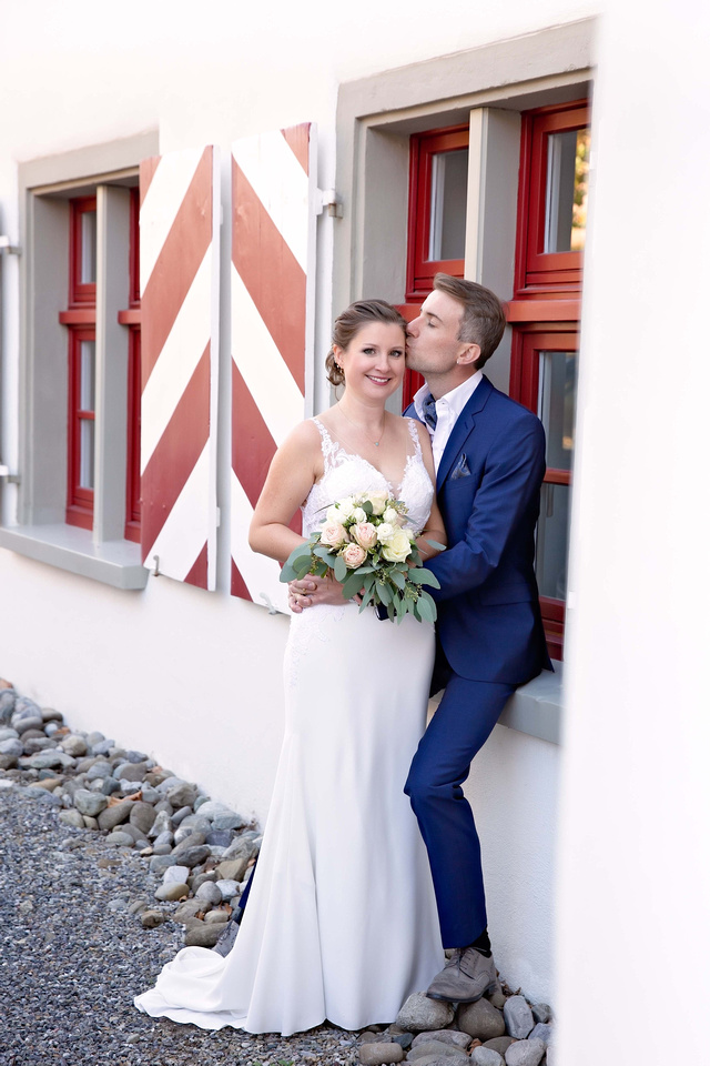 Hochzeit im Schloss Amtzell, Hammerschmiede Amtzell, Brautpaarfotoshooting.126