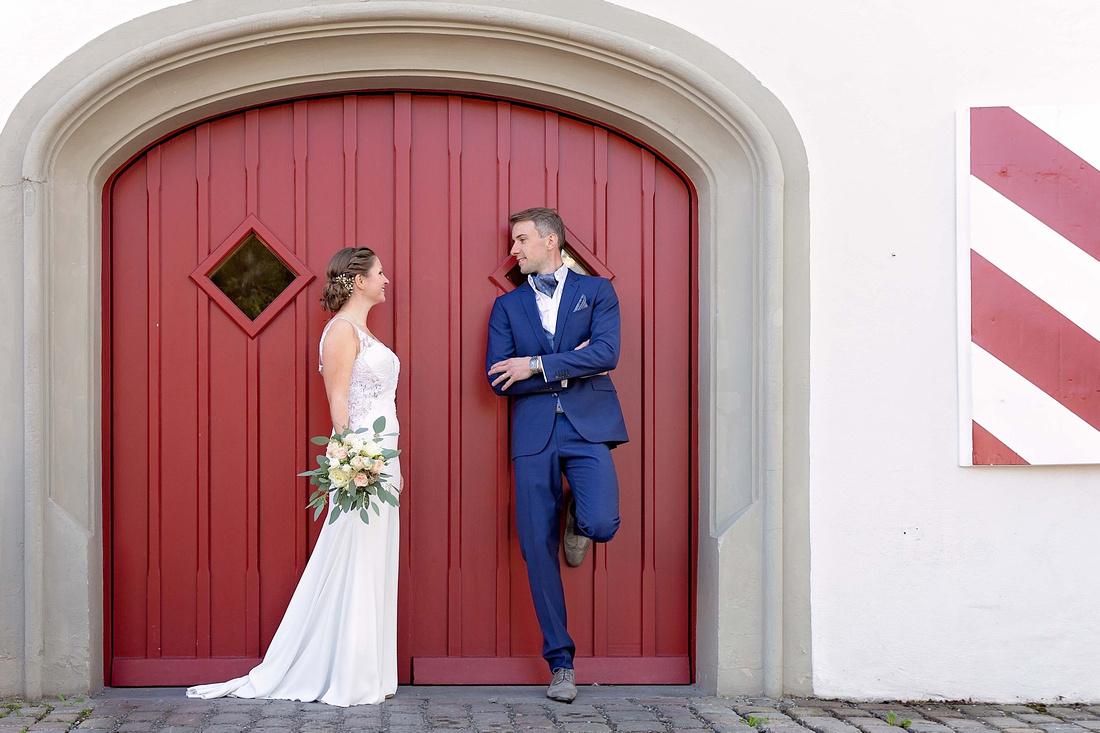 Hochzeit im Schloss Amtzell, Hammerschmiede Amtzell, Brautpaarfotoshooting.128