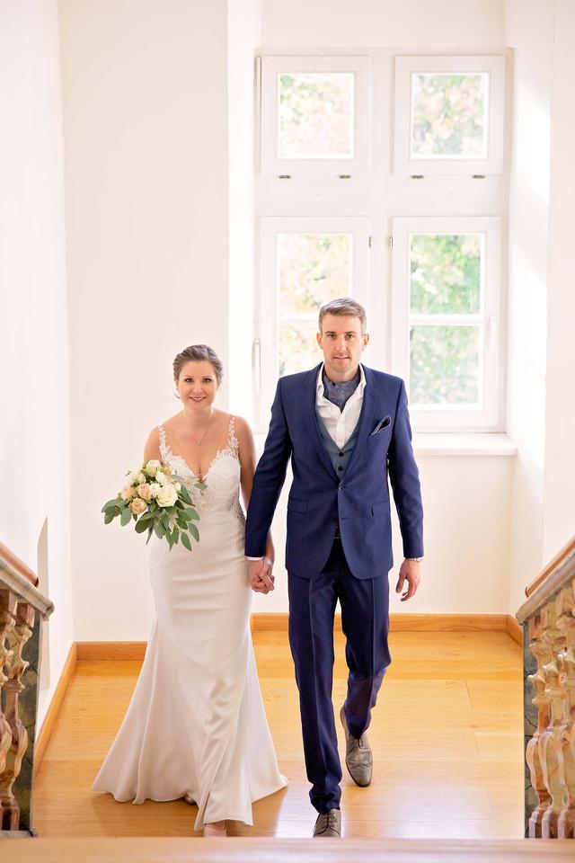 Hochzeit im Schloss Amtzell, Hammerschmiede Amtzell, Brautpaarfotoshooting.139